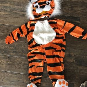 Baby Tiger Costume (Size 6-12 Months)